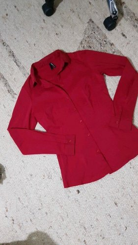 Rote Bluse/Hemd