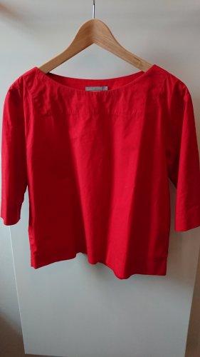 rote Bluse von COS