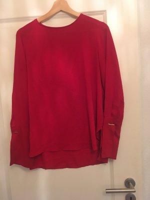 rote Bluse von Mango