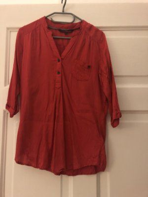 Rote Bluse von Tom Tailor Denim