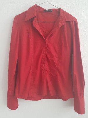 Rote Bluse von Zero