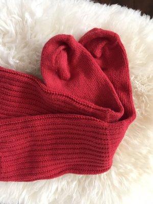 Rote Boot Socks * das Original aus den USA
