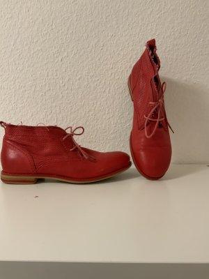 rote Boots von Liebeskind