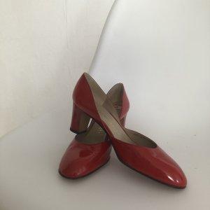 Rote Bruno Magli Schuhe