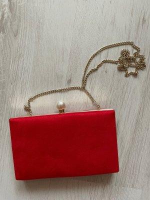 Alexander Wang for H&M Pochette rouge-doré