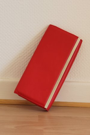 Bijou Brigitte Clutch red polyester