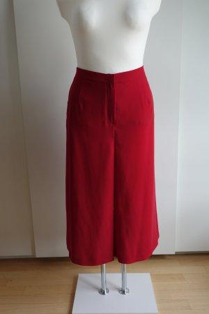 Rote Culottes von Marina Rinaldi