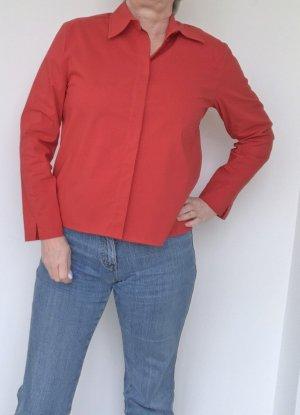 rote Damen Bluse von Kohlhaas, Größe 42