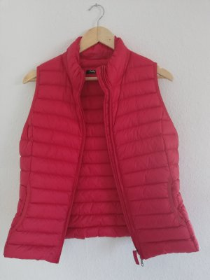 Betty Barclay Down Vest red