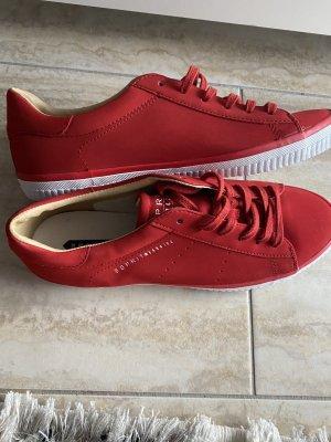 Rote Esprit Sneaker