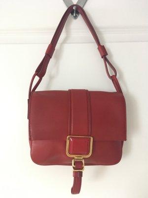 Rote Handtasche von Vionnet