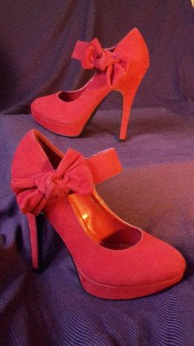 Rote High Heels NEU