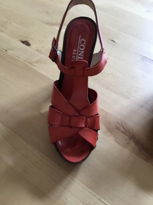 Conleys Clog Sandals red