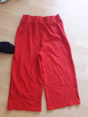 Jean Pascale Linen Pants red