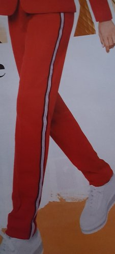 Rote Hose in gr.36