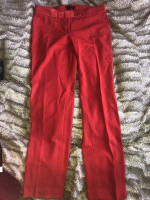 Ann Taylor Pantalón de cintura alta multicolor