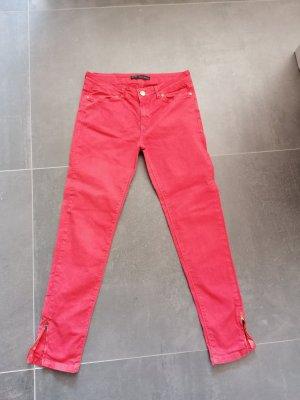 Rote Hose von Zara