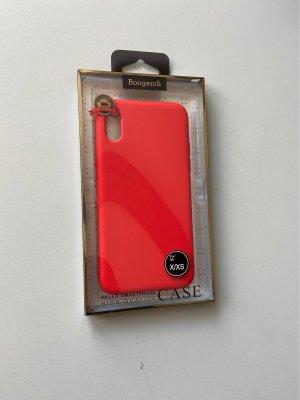 Custodia per cellulare rosso