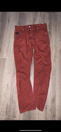 Rote Jack & Jones Jeans