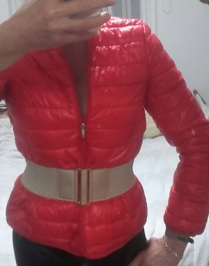 Rote Jacke Blue Motion S