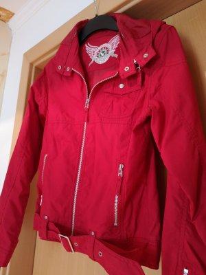 Rote Jacke Größe S wie Neu!