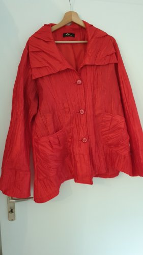 Maltex line Giacca-camicia rosso Poliestere