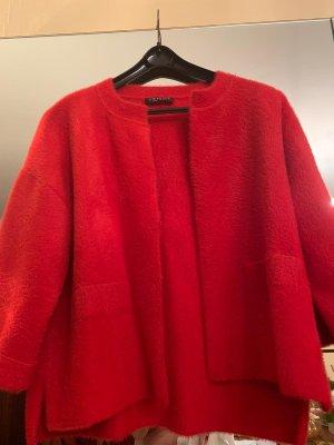 Rote Jacke von Twin set Gr. 38 neu
