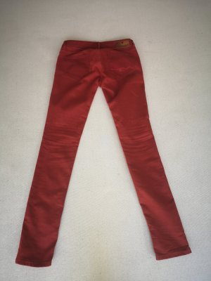 Rote Jeans von Maison Scotch in 26/32
