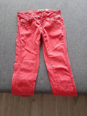 Rote Jeans von Replay