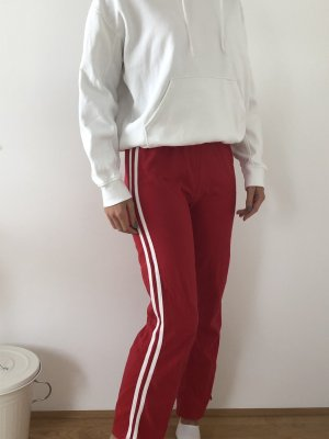 Brandy & Melville Leggings rosso-bianco