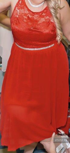 Rote Kleid