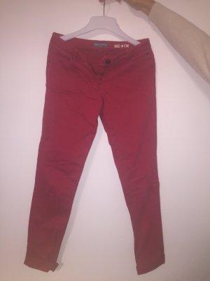 Marc O'Polo Pantalon chinos rouge brique