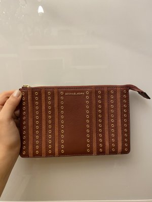Rote Michael Kors Clutch