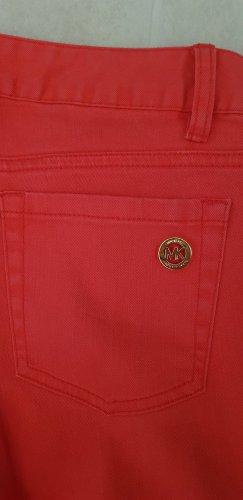 rote Michael Kors skinny Jeans