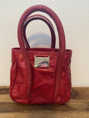 Rote Mini Tasche von Nanini