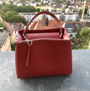 Rote minimalistisch Handtasche