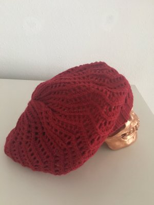 rote mütze von i am