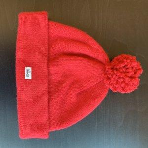 Rote Mütze von Roeckl