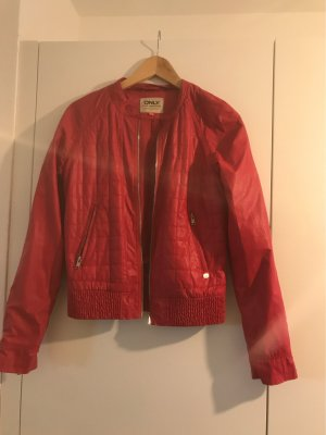 Rote Only Jacke