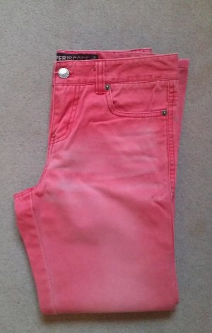rote Periscope Jeans Hose