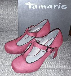 Tamaris T-hakpumps veelkleurig