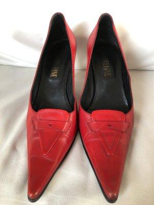 Rote Pumps von Madeleine , Gr. 39