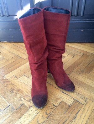 Slouch Boots multicolored