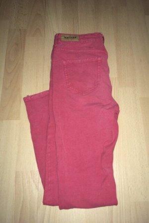 Review Pantalone a sigaretta rosso