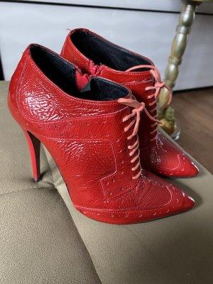 Versace High Heels red