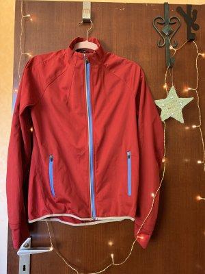Rote Shamp sportliche Jacke Gr. S