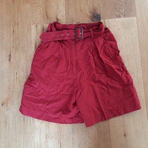 Betty Barclay Short taille haute rouge-rouge brique