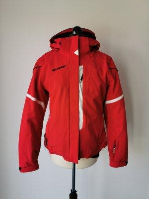 Rote Ski / Snowboard Jacke von Ziener