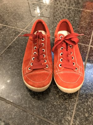 Rote Sneakers von Geox