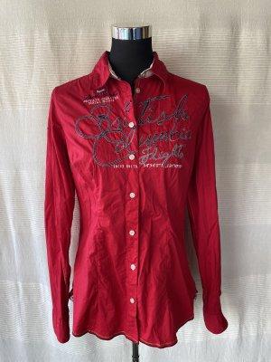 Rote SOCCX Bluse